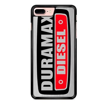 Duramax Diesel On Plate iPhone 7 Plus Case