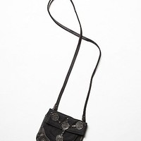 Free People Womens Delphine Crossbody