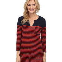 Lucky Brand Stripe Pocket Tunic