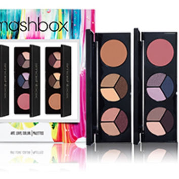 Smashbox Art. Love. Color. Master Class Makeup Palette