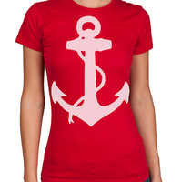 Nautical Anchor TShirt