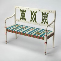 Butler Fawcett Alice In Wonderland Bench