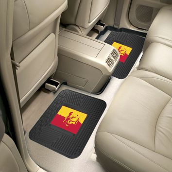 "Pittsburg State 2-pc Utility Mat 14""x17"""