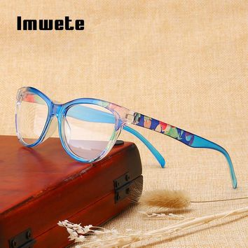 54b9c3b323 Imwete Reading Glasses Men Women Ultralight PC Frame Toughness P