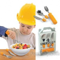 Chewdriver Eating Kit - Fun Gifts for Kids