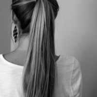 ponytail | Tumblr