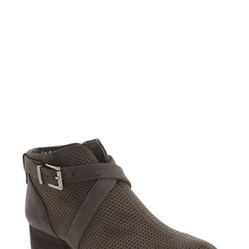 Vince Camuto 'Casha' Perforated Bootie (Women) | Nordstrom