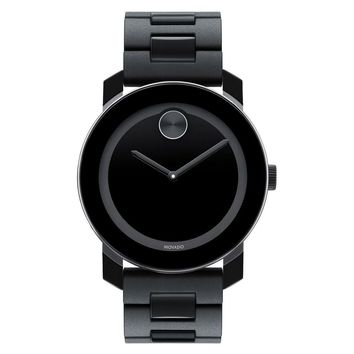 Movado Large BOLD Men's Black TR90 Composite Watch 3600047