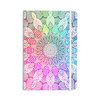 "Monika Strigel ""Rainbow Dots"" Everything Notebook"