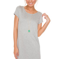 Got It Bad Dress - Grey