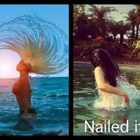 Hahaha Nailed it | via Facebook - inspiring picture on Favim.com