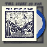 The Story So Far Vinyl Clear in Royal Blue Gatefold LP : PNE0 : MerchNOW