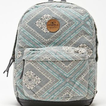 O'Neill Goldenwest Agave School Backpack - Womens Backpack - Blue - One