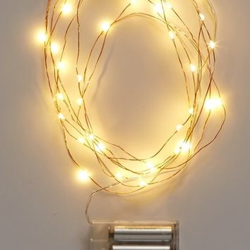 Audiology Copper Wire Lights | Nordstrom