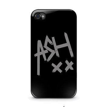 5 SECONDS OF SUMMER ASH 5SOS iPhone 4 / 4S Case Cover