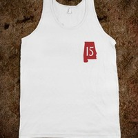 Alabama 15 Tank Top