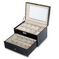 Watches Box With 20 Slots