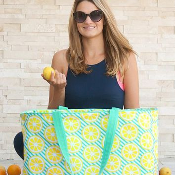 Main Squeeze Ultimate Tote