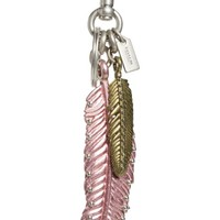 COACH 1941 Metal Feathers Bag Charm | Nordstrom