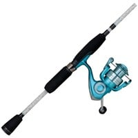 Pflueger Lady Trion Spinning Combo - Dick's Sporting Goods