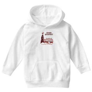 grand budapest hotel Youth Hoodie