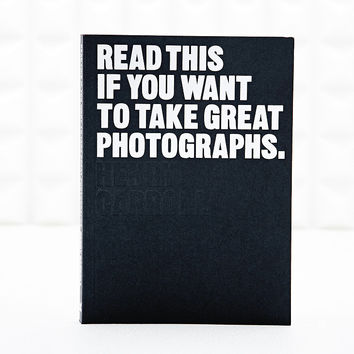 Read This If You Want to Take Great Photographs Book - Urban Outfitters