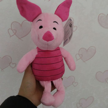 Winnie and the Pooh Piglet Plush Toy