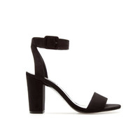 MID - HEEL SANDALS  WITH ANKLE STRAP - Shoes - Woman | ZARA United States