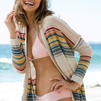 Billabong - Outside The Lines Cardigan | White Cap