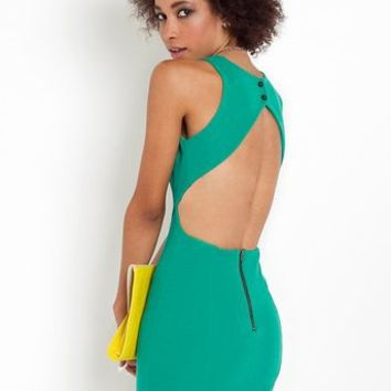 Envy Cutout Dress in  Clothes Dresses at Nasty Gal