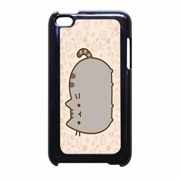 Pusheen Cat iPod Touch 4th Generation Case