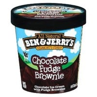 Ben & Jerry's Chocolate Fudge Brownie Ice Cream 16oz