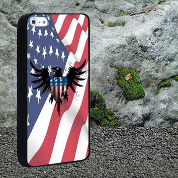 American Eagle Black Case for iPhone 4/4s,iPhone 5/5s/5c,Samsung Galaxy S3/s4 plastic & Rubber case, iPhone Cover
