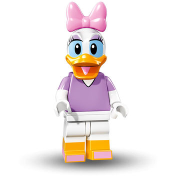 disney lego daisy duck minifigures new with opened foil