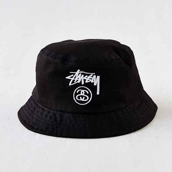 Stussy Stock Lock Bucket