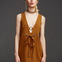 Free People Aiden Mini Dress