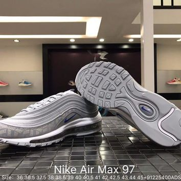 Nike Air Max 97 Running Sneakers Sport Shoes Size:36 -45