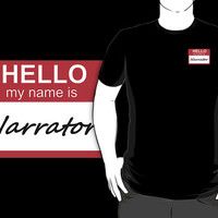 Hello My Name Is Narrator
