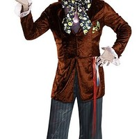 Mad Hatter Costume Prestige Man - Men Costume at Oyacostumes