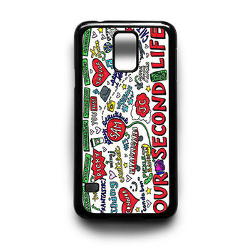 O2L Our Second Life Samsung S5 S4 S3 Case By xavanza