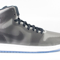 Air Jordan Men's Retro 4Lab1 Black Reflect Silver