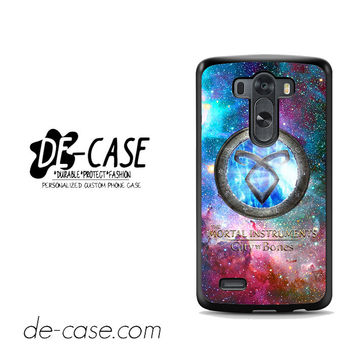 The Mortal Instruments City Of Bones For LG G3 Case Phone Case Gift Present