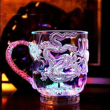LED Dragon Mug GOT