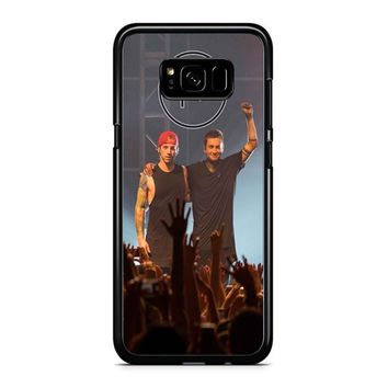 Twenty One Pilots Band Samsung Galaxy S8 Case