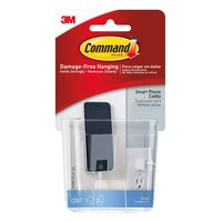 Command™ Clear Smart Phone Caddy