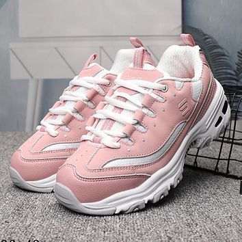 Skechers Woman Men Fashion Sneakers Sport Shoes