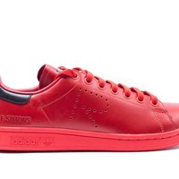 Adidas Raf Simons Unisex Stan Smith Red Sneakers