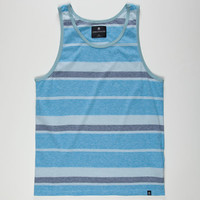 Shouthouse Unite Mens Tank Blue  In Sizes