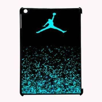 CREYUG7 Mint Glitter michael jordan FOR IPAD 2/3/4 CASE *PS*