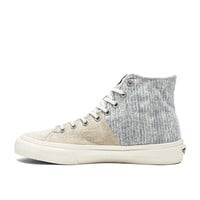Vans Sk8 Hi Stripes Decon Sneaker in Washed & Moonstruck